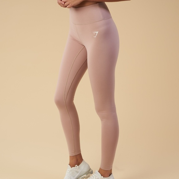 71b0b934835aaf Gymshark Pants | Dreamy Leggings Taupe Xs | Poshmark